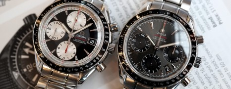 Omega Speedmaster Date Automatic Chronograph 40 mm