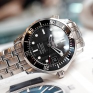 Omega Seamaster 300M Automatic Black Dial 36 mm