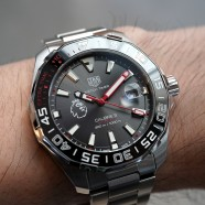 "Tag Heuer Aquaracer Automatic Calibre 5 43 mm ""Premiere League Special Edition"""