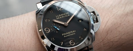 Panerai 1359 Luminor 1950 3 Days 44 mm S.T