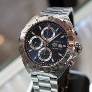 Tag Heuer F1 Automatic Chronograph Calibre 16 Blue Dial 44 mm