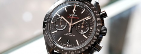 Omega Speedmaster Dark Side of the Moon Black Ceramic 44.25 mm