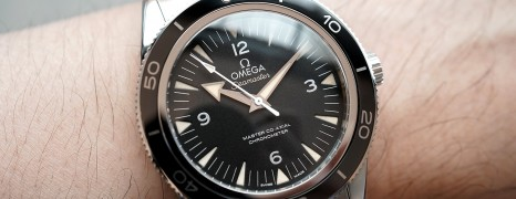 Omega Seamaster 300 Master Co-Axial Cal.8400 41 mm