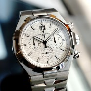 Vacheron Constantin Oversea Chronograph Big-Date White Dial 42 mm Ref.49150/B01A-9095