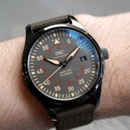 IWC Pilot's Watch Mark XVIII Top Gun Miramar 41 mm IW324702