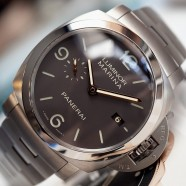 Panerai 352 Luminor 1950 Titanium S.O 44 mm