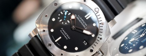 Panerai 682 Luminor Submersible 1950 3 Days Automatic Acciaio 42 mm S.T (12/2017)