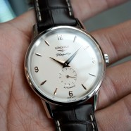 Longines Flagship Heritage – 60th Anniversary 38.5 mm