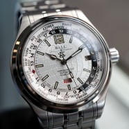 Ball Watch Trainmaster World Time Automatic Silver Dial 41 mm