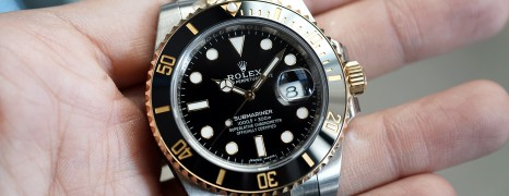 Rolex Submariner 2K Black Dial Ceramic Ref.116613LN 40 mm