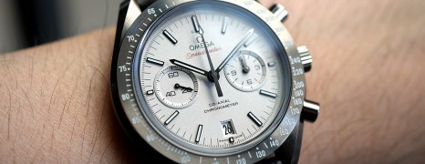 Omega Speedmaster Moonwatch Grey Side of the Moon 44.25 mm