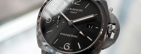 Panerai 329 Luminor Automatic GMT 3 Days 44 mm S.O