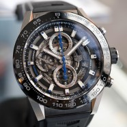 Tag Heuer Carrera Calibre Heuer 01 Automatic Skeleton Dial 45 mm