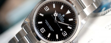 Rolex Explorer I 36 mm Ref.114270 (Series D)