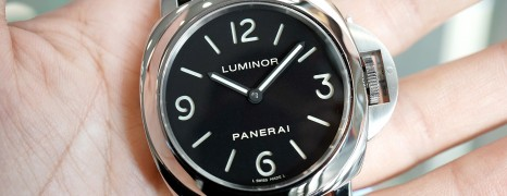 Panerai 112 Luminor 44 mm S.O