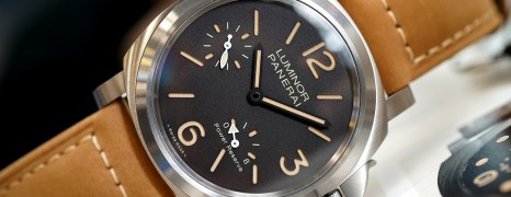 Panerai 797 Titanium Luminor 8 Days Power Reserve 44 mm S.U (01/2019)