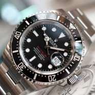 Rolex Red Sea-Dweller 50th Aniversary 43 mm Ref.126600 (10/2018)