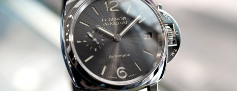 Panerai 755 Luminor Due 3 days Automatic 38 mm (NIB)