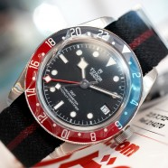 Tudor Black Bay GMT PEPSI 41 mm Ref.79830RB (NIB)
