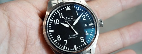 IWC Pilot's Watch Mark XVI 39 mm Ref.IW325504