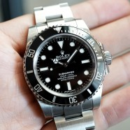 Rolex Submariner No Date Ceramic Ref.114060 40 mm (11/2017)