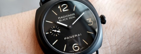 Panerai 292 Radiomir Black Seal Ceramic 45 mm S.M