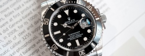 Rolex Submariner Date Ceramic Ref.116610LN 40 mm