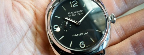 Panerai 388 Radiomir Black Seal Automatic 3 Days 45 mm Series P