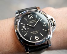 Panerai 510 Luminor Marina 8 Days Acciaio 44 mm S.R