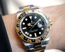 Rolex GMT-Master II 2K Black Ceramic Green Hand 40 mm REF.116713LN