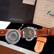 Panerai 372 Luminor 1950 3 Days Acciaio 47 mm Series P