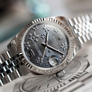 Rolex Datejust Jubilee Grey Floral Dial 31 mm REF.178274