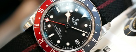Tudor Black Bay GMT PEPSI 41 mm Ref.79830RB