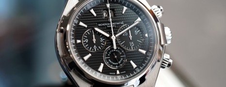 Vacheron Constantin Oversea Chronograph Big-Date Black Dial 42 mm Ref.49150/B01A