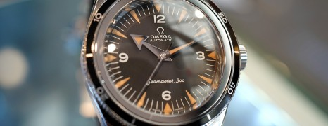 Omega Seamaster 300 Co-Axial Master Chronometer 39 mm 1957 Trilogy 60th Anniversary Limited Edition