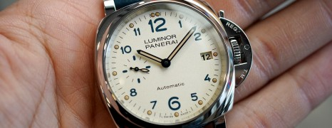 Panerai 903 Luminor Due 3 days Automatic 38 mm (NIB)