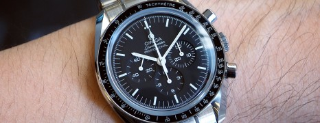 Omega Speedmaster Moonwatch Professional Chronograph 1861 42 mm (NIB)