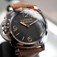 Panerai 557 Luminor Left-Handed 47 mm Series Q