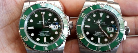 Rolex Submariner Date Green Ceramic 116610LV 40 mm (The Hulk) (NOS Full Sticker)