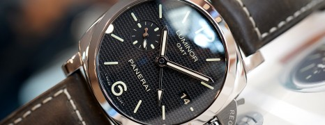 Panerai 535 Luminor 1950 Auto 3 Days GMT 42 mm S.Q