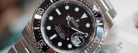 Rolex Red Sea-Dweller 50th Aniversary 43 mm Mark II Ref.126600 (Thai AD 01/2019)