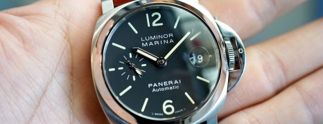 Panerai 48 Luminor Automatic 40 mm S.P
