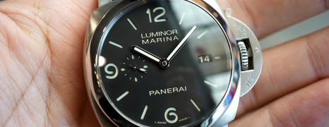 Panerai 312 Pam 312 Luminor 1950 Automatic 44 mm S.O