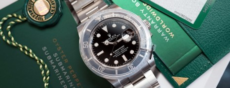Rolex Submariner Date Ceramic Ref.116610LN 40 mm (NIB 06/2019)