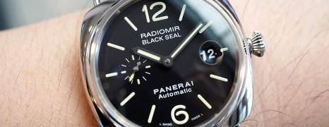 Panerai 287 Radiomir Black Seal Automatic 45 mm S.N