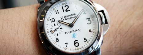 Panerai 778 Luminor Blue Logo 44 mm S.U (04/2019)