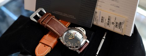Panerai 372 Luminor 1950 3 Days Acciaio 47 mm Series O
