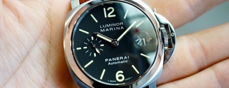 Panerai 48 Luminor Automatic 40 mm S.R