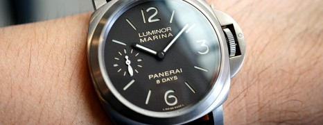 Panerai 564 Luminor 8 Days 44 mm S.Q