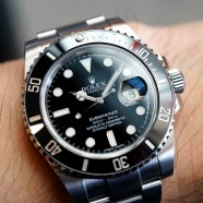 Rolex Submariner Date Ceramic Ref.116610LN 40 mm (09/2016)
